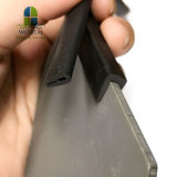 Striscia di gomma a forma di U della guarnizione per il testo fisso del bordo del piatto d'acciaio protettivo