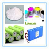 Silicone Fumed de utilização comum para a bateria Sio2 99.8%