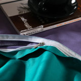 중국 공급자 홈 직물 면 깃털 이불 덮개 세트