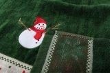 Katoenen van 100% Sneeuwman 1 Badhanddoek 2 Kleine Handdoek Drie van het Beeldverhaal de Reeks van het Kostuum