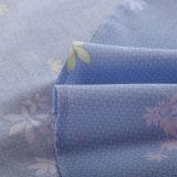 Il lenzuolo completo della tessile della casa dell'assestamento di prezzi poco costosi imposta il cotone
