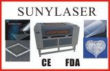 Laser 900X600mm Máquina de corte por laser de vidro de derretimento