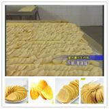 Pommes frites produisant le matériel sur la ligne de vente chaude de machine de pommes chips