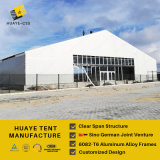 barraca de alumínio ao ar livre do evento de 40m Clearspan para o Tradeshow