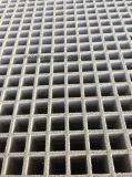 FRP Gevormde Raspende Grating van de Glasvezel voor de Winkel van de Was van de Auto