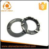 '' диамант 10 делит на сегменты плиту диаманта отделочных инструментов пола меля