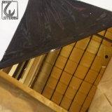 Délié décoratif de finition de cuivre de plaque de feuille de l'acier inoxydable 304