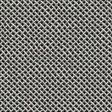 Maille baguée de câble métallique d'acier inoxydable