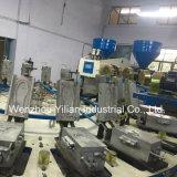 Dos Cabezas de PVC de 20 estaciones de cuatro colores de la máquina de soplado de aire