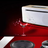 Super Som de graves dos altifalantes HiFi portátil Bluetooth