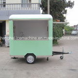 Carro móvel para fritar, carros do Vending do alimento do Vending do alimento para a venda Jy-B9