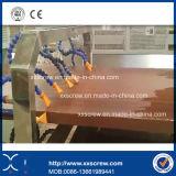 PE van pp Machine van de Uitdrijving van het Profiel WPC van pvc de Houten Plastic