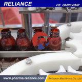 Macchina di riempimento e di coperchiamento del liquido per il liquido/soluzione orali dello sciroppo