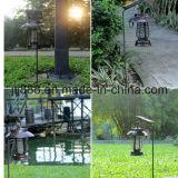 옥외와 실내 정원 태양 에너지 모기 살인자 함정 램프