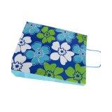 Flor de la primavera bolsa de papel de regalo