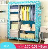 Современный простой шкаф домашних ткань складная тканью Уорд узел хранения размера кинг усилитель комбинацию простых шкаф (FW-42)
