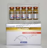 Injection de lécithine pour le corps amincissant 250mg