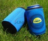 カスタム印刷のネオプレンの缶ビールのホールダーのびんのKoozieの短いクーラー(BC0068)