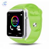 A1 Reloj de pulsera Bluetooth Smart Watch Sport Podómetro con SIM Cámara Smartwatch para Android