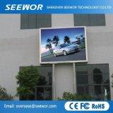 P6.66mm Affichage LED de plein air avec armoire 640*640mm