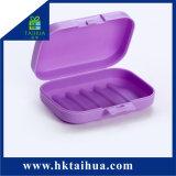 Contenitore a perfetta tenuta impermeabile sigillato serratura di viaggio domestico conveniente del supporto del sapone del contenitore di sapone con il coperchio