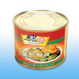 D'huîtres Sauce aromatisée