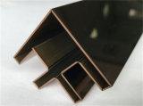 Il testo fisso dell'acciaio inossidabile U per l'hotel proietta il blocco per grafici di portello dell'acciaio inossidabile