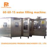8000bph zuivere Minerale Drinkbare het Vullen van het Water Machine