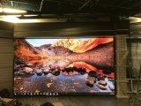 Location d'intérieure de l'écran LED haute définition
