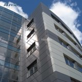 Qualitäts-Ventilations-Aluminiumzwischenwand für Hotel