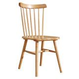 Mobiliario de casa de madera nórdica Silla de Comedor juego de muebles para Restaurante