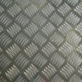 La banda de rodadura de cuadros de la bobina de lámina de aluminio de piso Car Parts