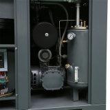 Öl-Eingespritzter direkte Kupplung-Vertrags-Energiesparender Schrauben-Luftverdichter