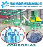 Granulazione di lavaggio di pelletizzazione del sacchetto tessuta pellicola di plastica dell'HDPE della bottiglia pp dell'animale domestico riciclando macchina