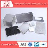 Tamanho personalizado alumínio alveolado Core para o painel