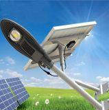 Rua LED Solarlight à prova de luz de rua de sabugo Gardon Light