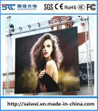 Pleine couleur P4.81 Outdoor Location écran LED haute résolution avec boîtier en aluminium
