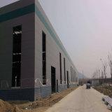 China fertigen vorfabriziertes helles Stahlkonstruktion-Baumaterial kundenspezifisch an