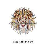 安いTシャツの印刷のCmykのライオンデザインプラスチゾルの熱伝達