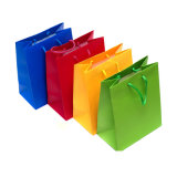 Настроить цвет картона бумажный мешок подарочный пакет для упаковки
