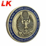 記念品のための金属のクラフトの使用の挑戦軍隊の硬貨