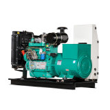 Weichai 24kw K4100d leises und geöffnetes Dieselgenerator-Set mit Cer-Bescheinigung