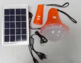 1,5 W 1.7W 2.8W linterna solar 4W para el exterior con Ce RoHS aprobado
