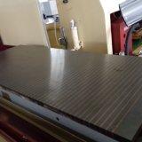 Hydraulische Machine 800X1500mm van het Vlakslijpen voor het Oppoetsen van het Metaal