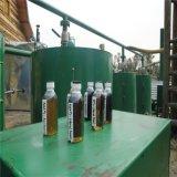 不用なオイルは中国の機械をリサイクルする