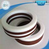 Insieme a forma di V dell'imballaggio della guarnizione idraulica di PTFE