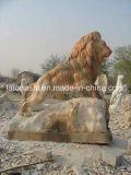 Natuurlijk Cijfer/de Dierlijke Snijdende Marmeren Stenen randen van het Beeldhouwwerk voor Beeldhouwwerk