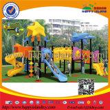 Оборудование спортивной площадки детей новой естественной серии ландшафта напольное (HF-10201)
