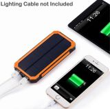 Solar-USB-Emergency Arbeitsweg-Handy-Energien-Batterie-Universalitäts-Aufladeeinheit