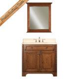 連邦機関1612はパネル・ドア様式の浴室の虚栄心のアメリカの浴室のキャビネットを上げた